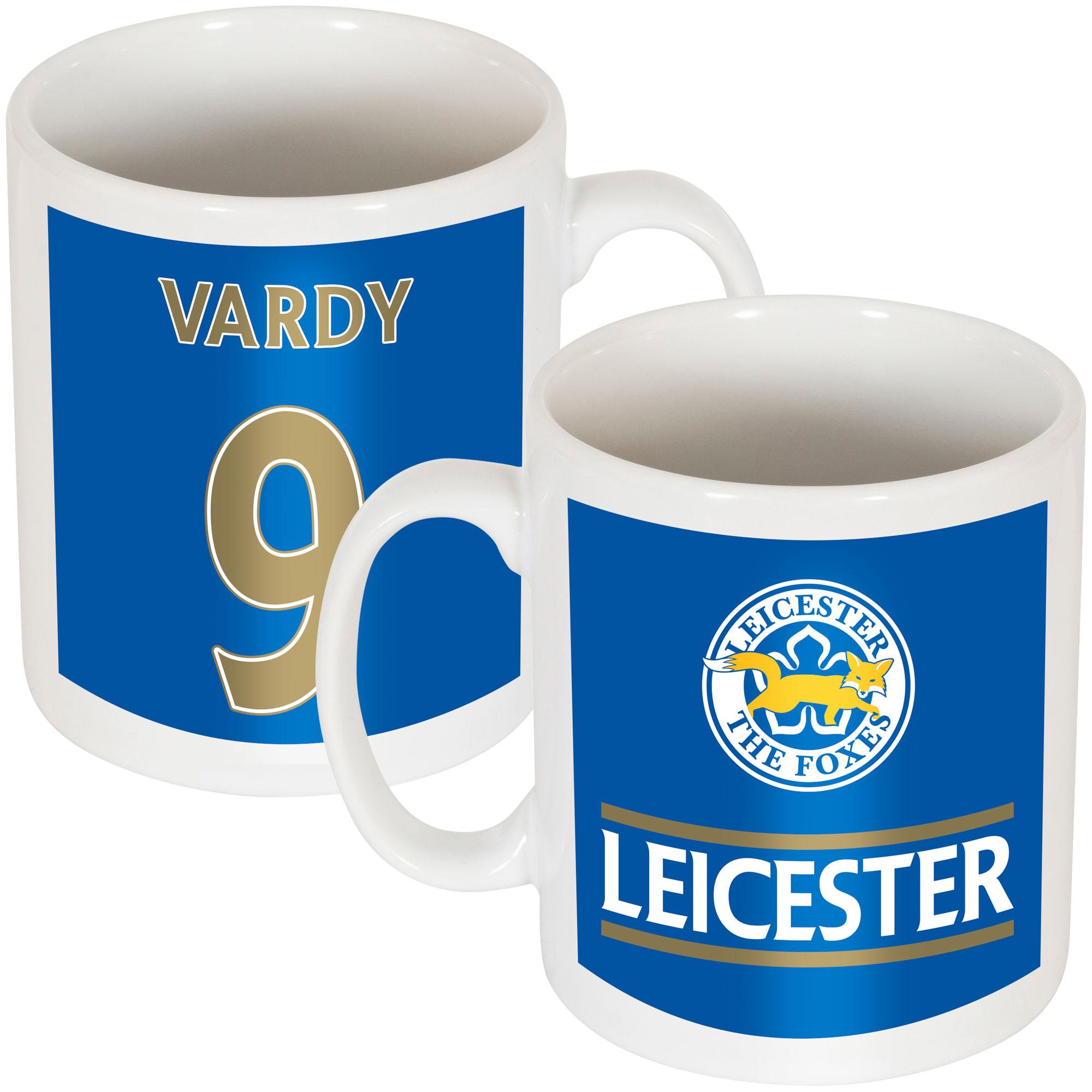 Leicester City Vardy Mug - OS