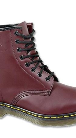 Doc Martens 8 Eyelet Boot - Cherry - UK10