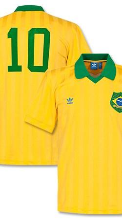 adidas Brasil Retro Shirt - 62