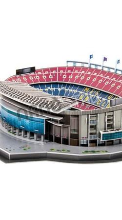 Barcelona 'Camp Nou' Stadium 3D Puzzle - OS