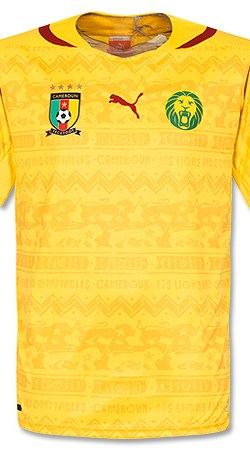 Cameroon Away Jersey 2014 / 2015 - XL