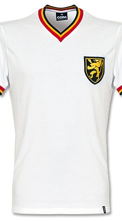 1970's Belgium Away Retro Shirt - XXL