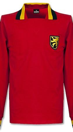 1960's Belgium L/S Retro Shirt - S
