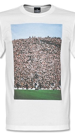 COPA Crowd Tee - White - L