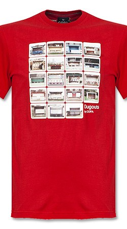 Copa Dugouts Tee - Red - M