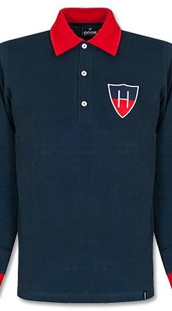 1950's Haarlem Home L/S Retro Shirt - M