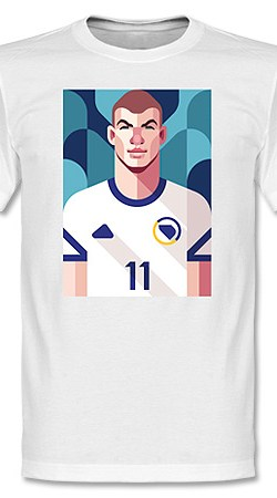 Playmaker Dzeko Tee - XL