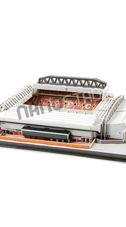 Liverpool Anfield Stadium 3D Puzzle - OS