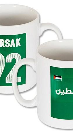 Palestine Sarsak Mug - OS