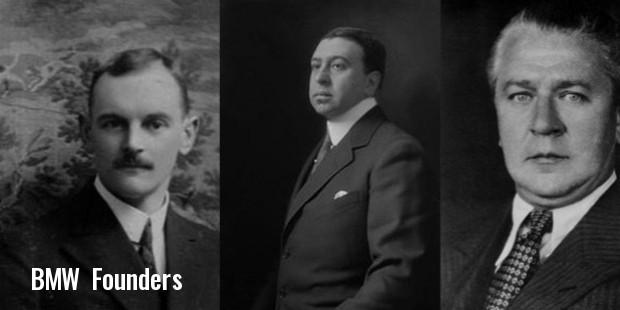 bmw founders