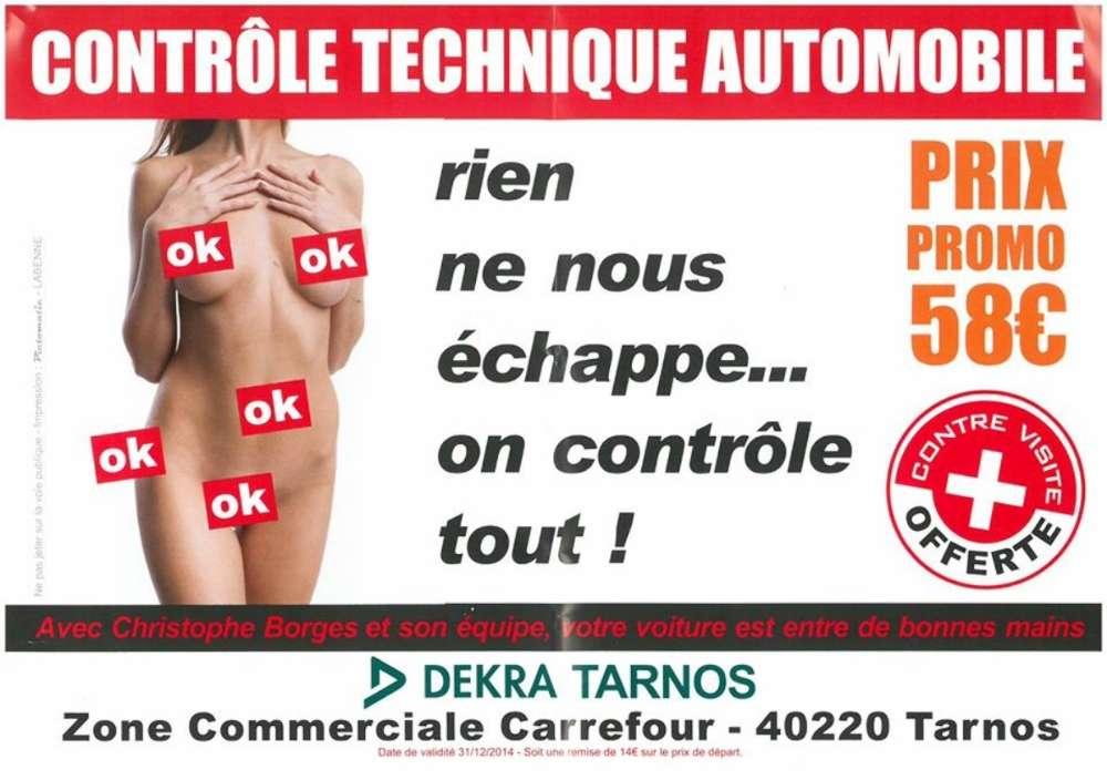 Bayonne Une Publicit Sexiste Pingle Aprs La Plainte