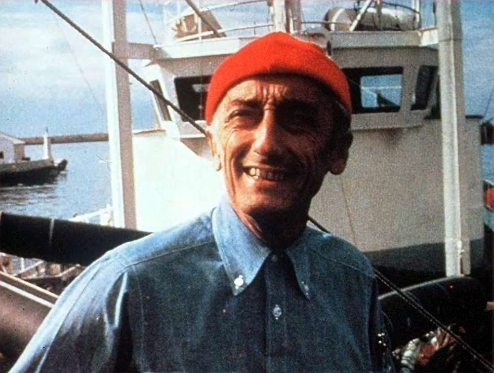 Image result for jacques yves cousteau
