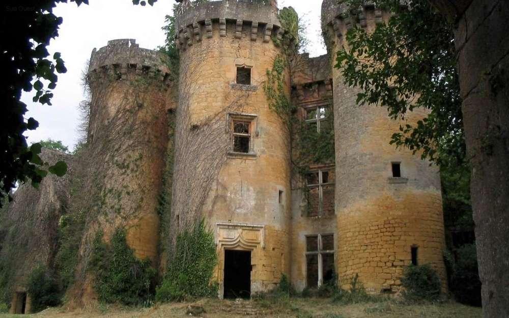 Adopter Un Chteau Pour 50 Euros En Dordogne Le Pari Fou