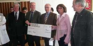7 000 euros récoltés contre le cancer