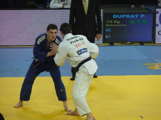 Judo : Le Néracais Pierre Duprat aux championnats du monde  senior