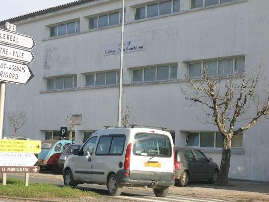 Castillonnès (47) : un principal de collège suspendu pour au moins quatre mois