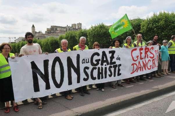 """Gaz de schiste dans le Gers : le préfet demande de la """"cohérence"""" à Ségolène Royal"""