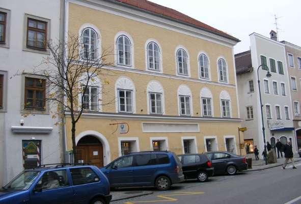 En Autriche La Maison Natale De Hitler Peine Trouver