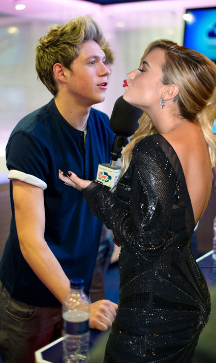 niall and demi lovato dating