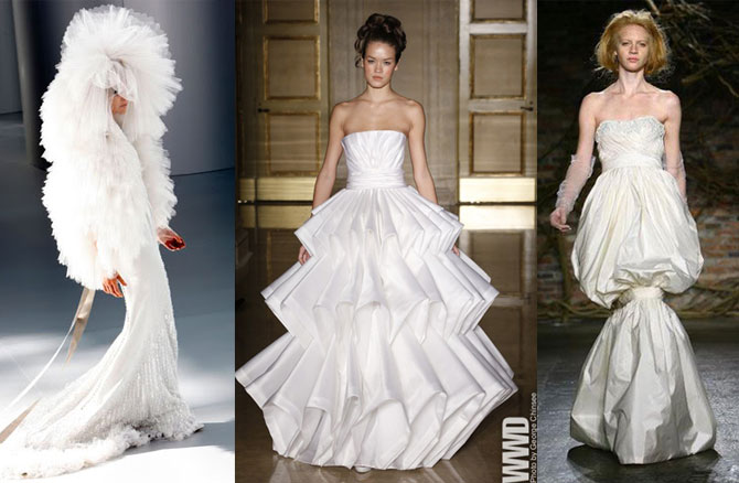 The Ugliest Wedding Dresses We've Ever Seen