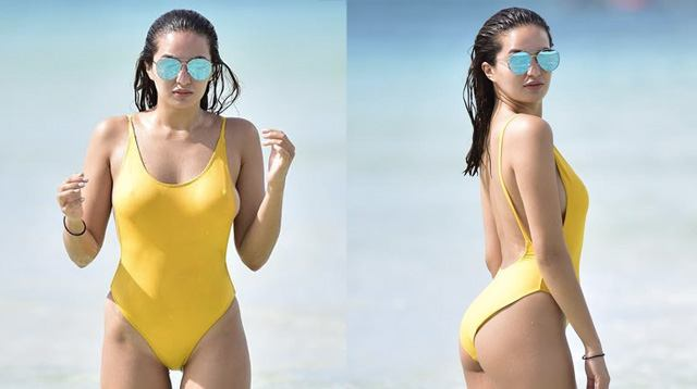 Celebrity Swimsuit Shots To Inspire You To Hit The Gym