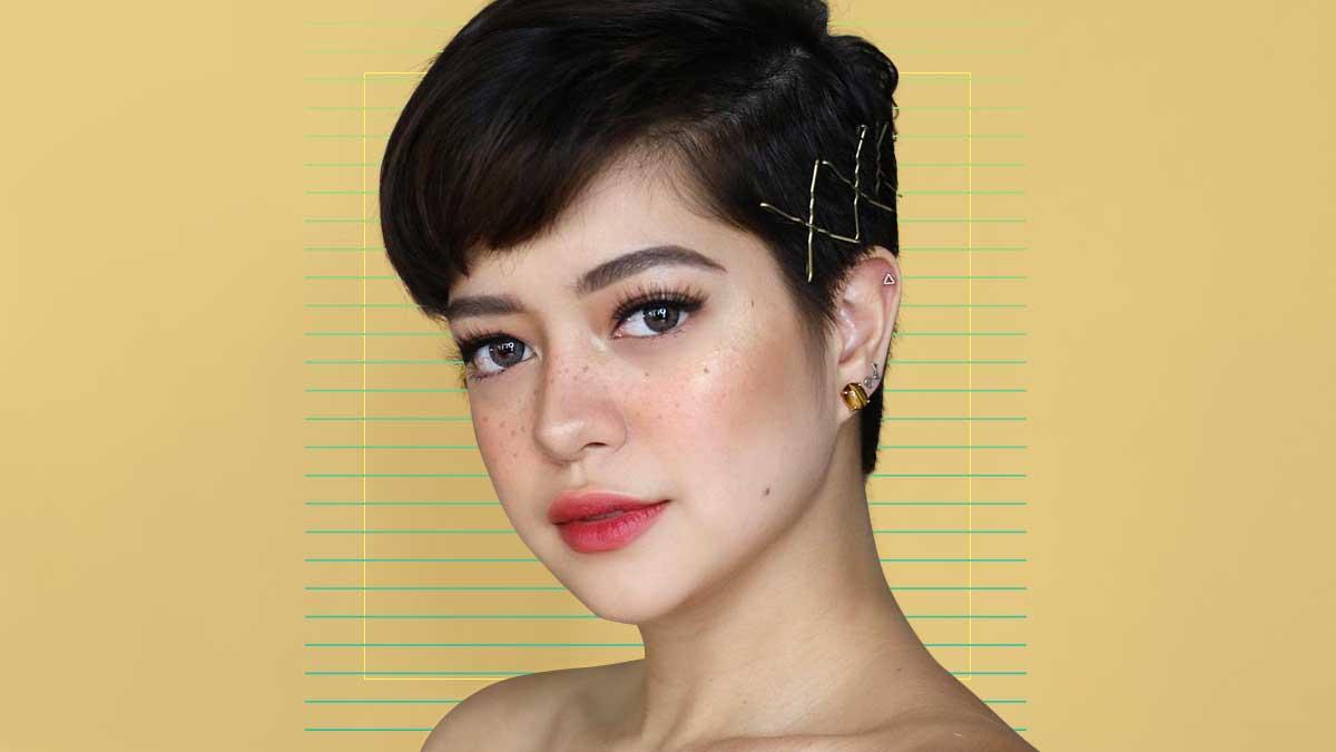 Sue Ramirezs Pixie Cut Hairstyles Cosmoph