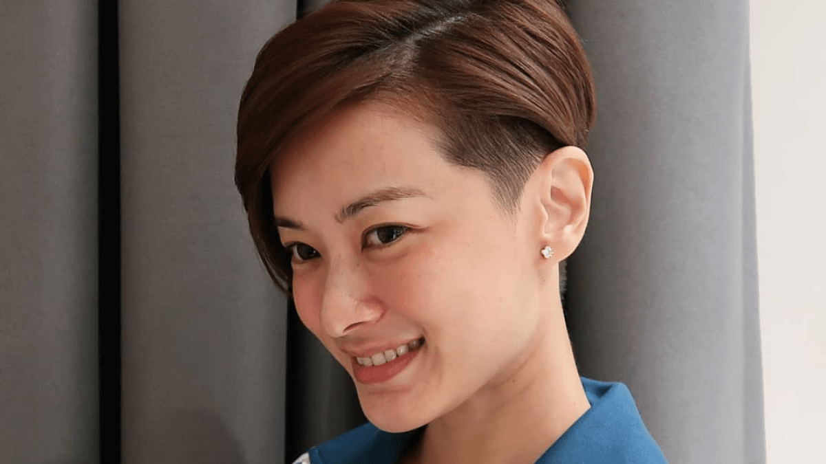 Maricar Reyes Undercut And Pixie Cut Styling Tips Cosmoph