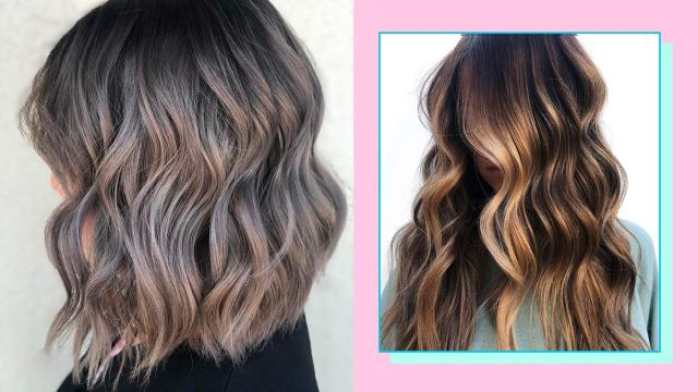 gorgeous (and foolproof!) hair color for morenas