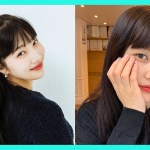 How To Cut Red Velvet Joy Inspired Bangs At Home