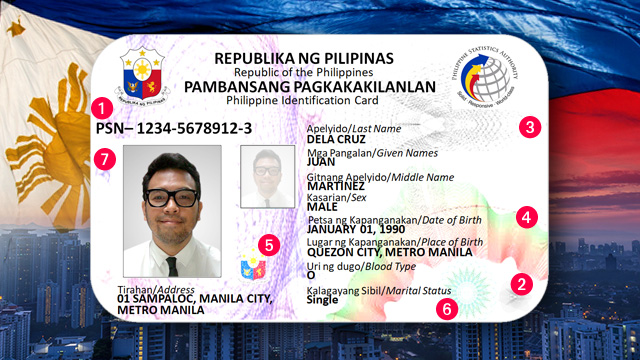 LOOK Why The Planned National ID Card Will Be Hard To Fake Entrepreneur Ph