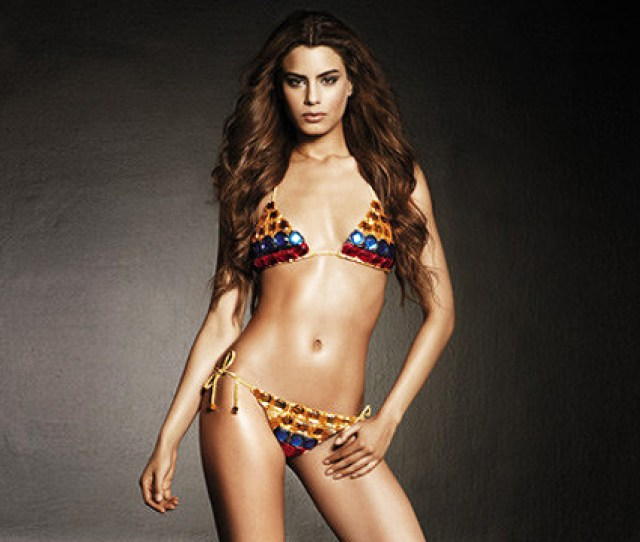 Miss Colombia No To Porn Fine With Posing Nude