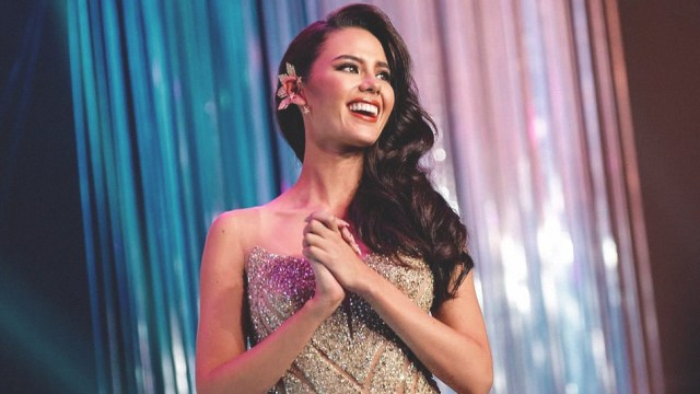 Image result for catriona gray farewell""