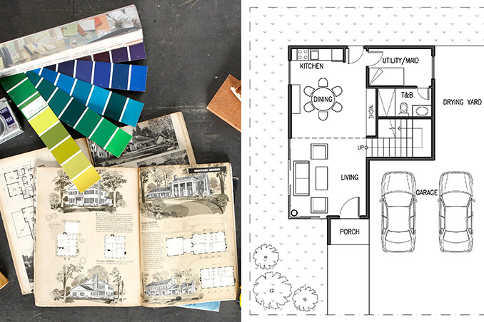 Building 101: How To Read Floor Plans