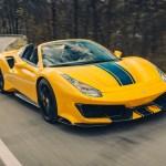 2019 Ferrari 488 Pista Spider Review Price Photos Features Specs
