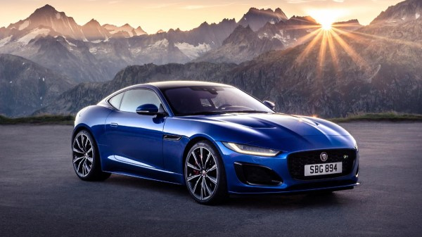 The new Jaguar F-Type gets sharper looks and fewer engine options