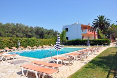 Island Hill Hotel, Kavos, Corfu, Greece. Book Island Hill ...