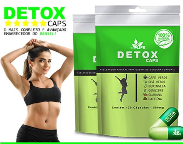 💊Detox caps emagrece mesmo - Detox Caps Life Site Oficial