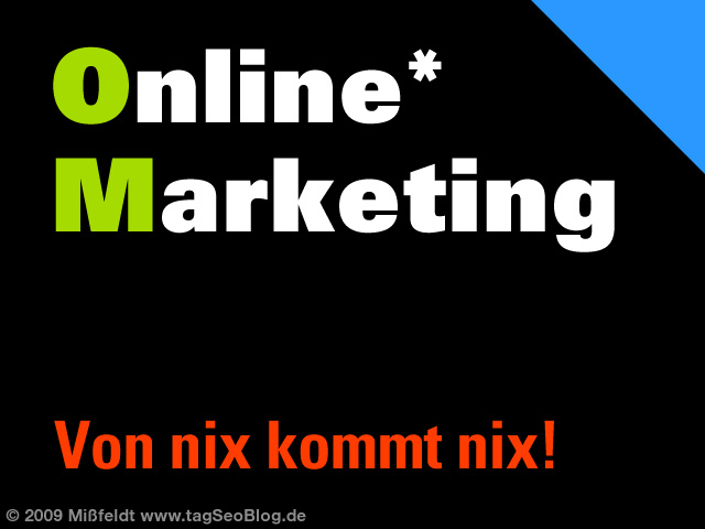 Online Marketing - Publicidade na Internet