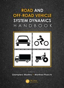 Road and Off Road Vehicle System Dynamics Handbook   CRC Press Book