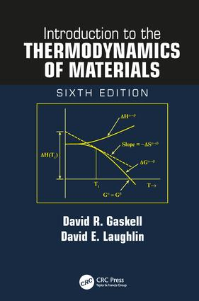 Introduction to the Thermodynamics of Materials | Taylor ...