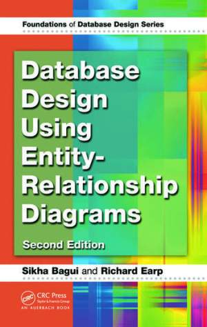 Database Design Using EntityRelationship Diagrams, Second