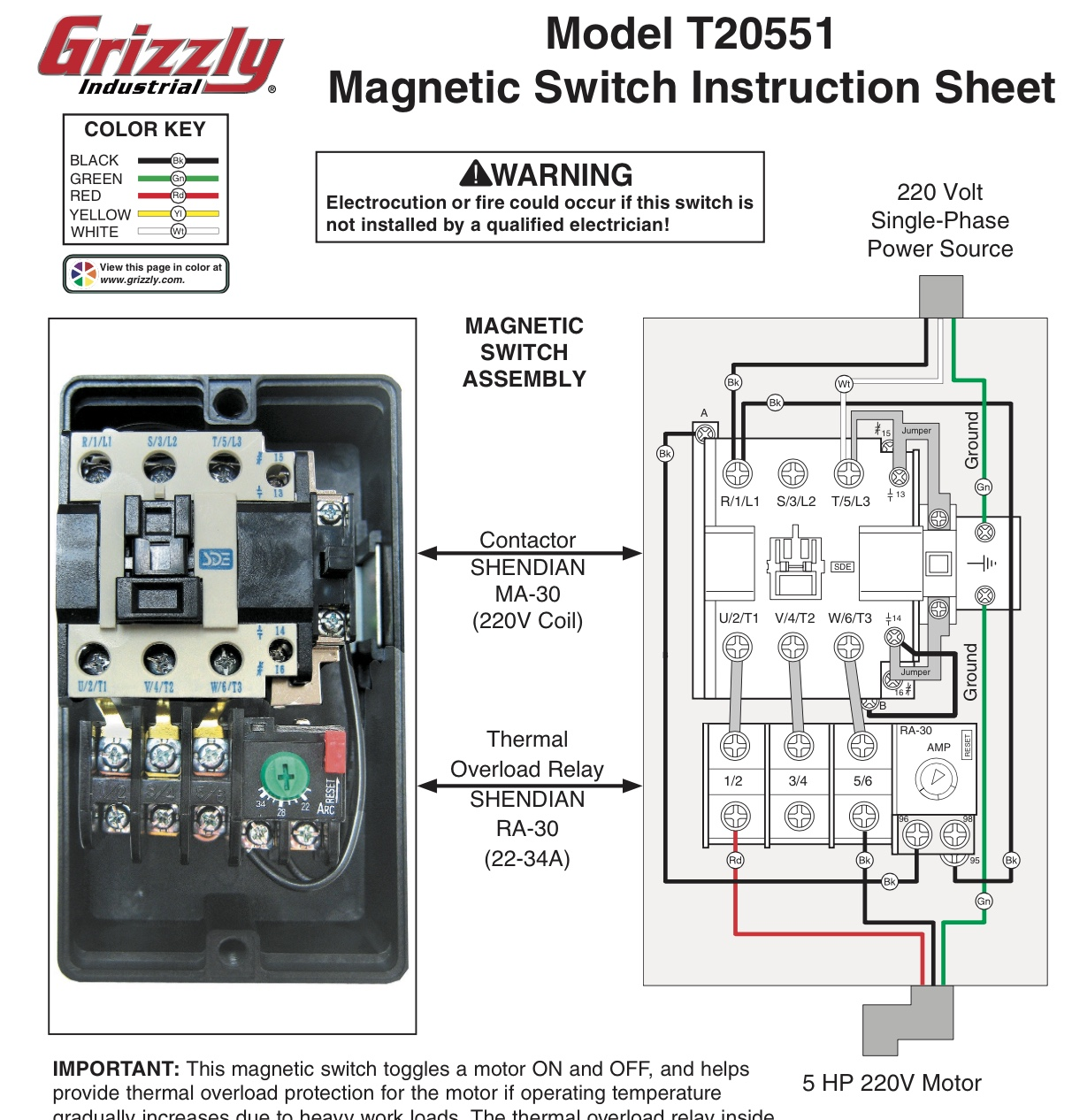 4 Wire 220v Single Phase Wiring Diagram. 4 Wire Gfci Wiring, 4 ...
