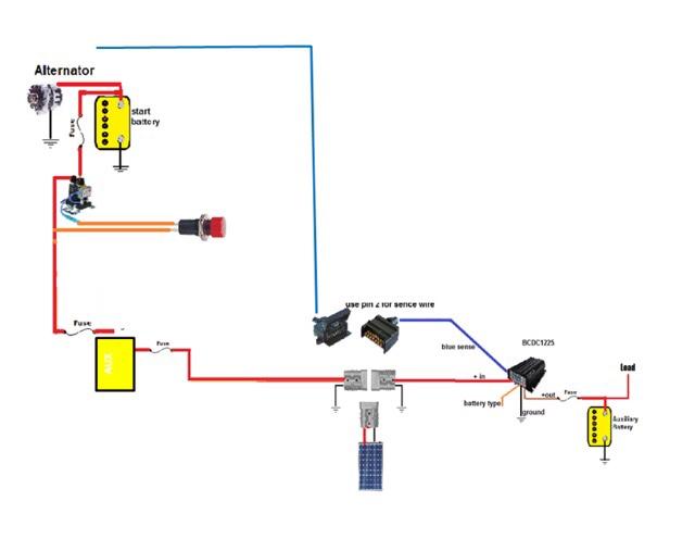 Wiring Diagram Redarc Dual Battery System - Wiring Diagram