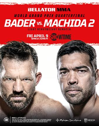 Bellator 256: Bader vs. Machida 2 | MMA Event | Tapology