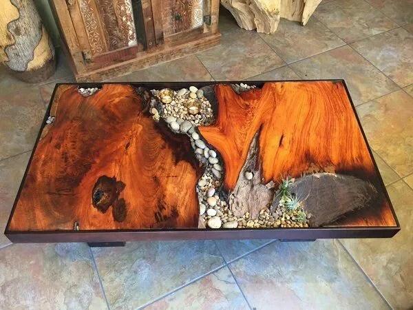 Coffee Table 80 X 80
