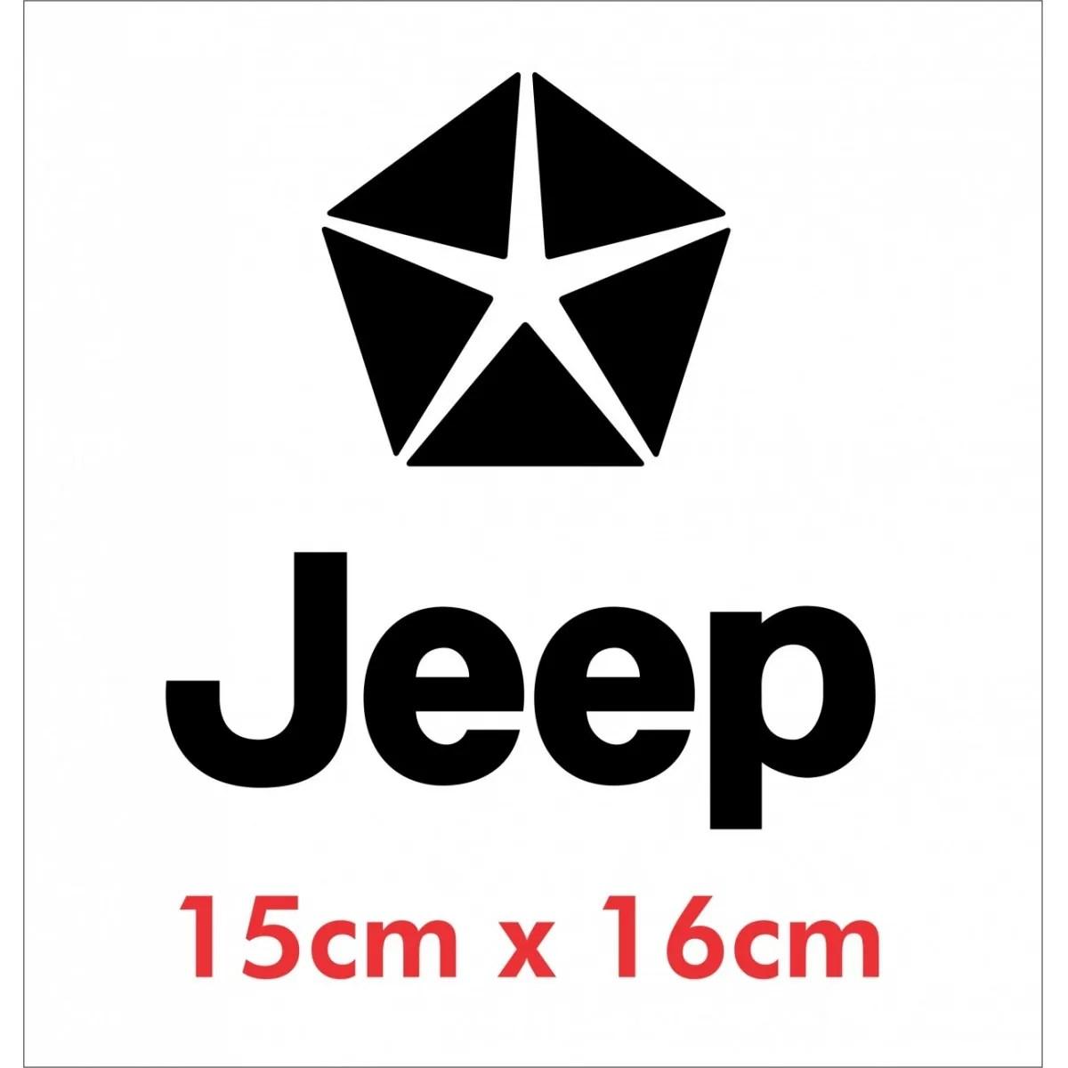 Emblema Adesivo Camel Jeep Willys Renegade Cherokee Ad20