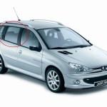 Adesivo Tuning Coluna Texturizado Peugeot 206 Sw 4p Comprei Legal
