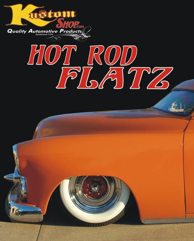 Hot Rod Flatz Color Chart Flat Auto Car Paint Chips Rat Ebay