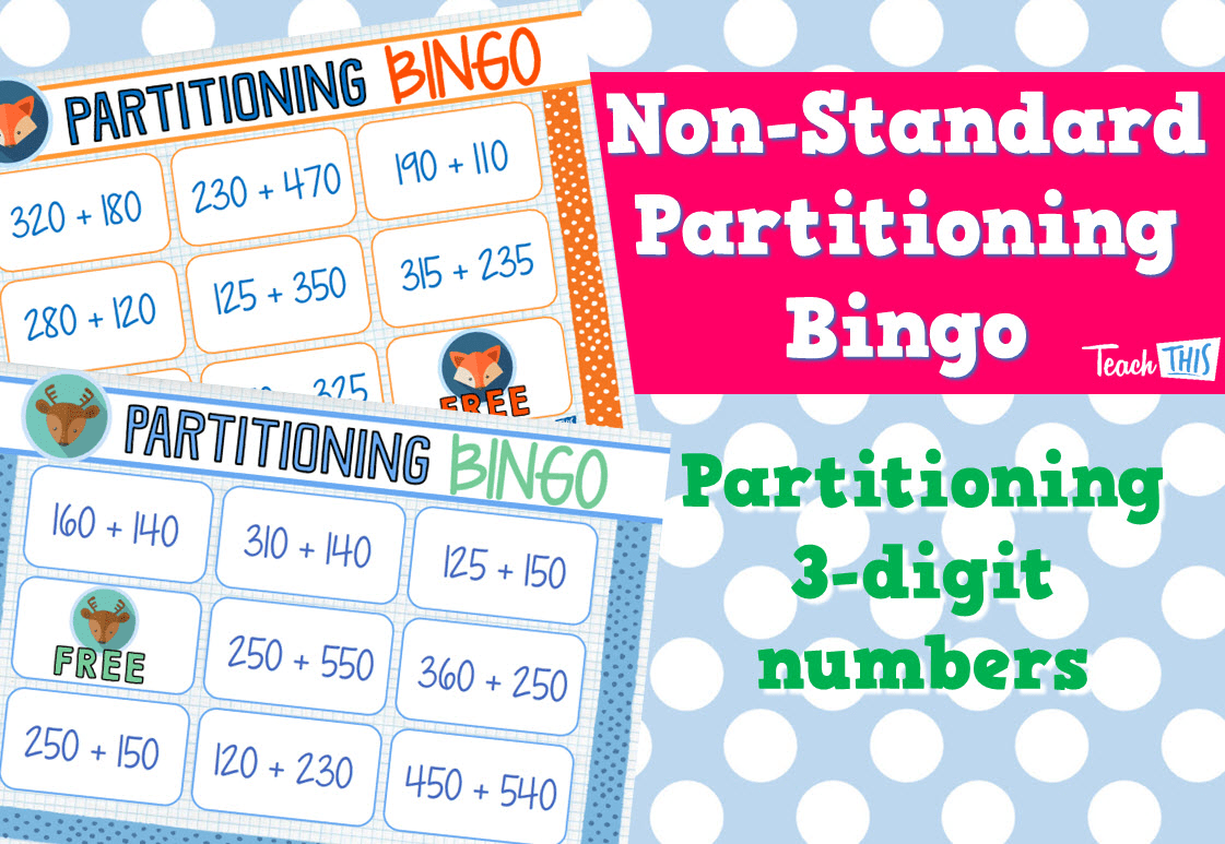 Non Standard Partitioning