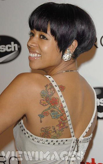 kelis's tattoo.. love it or hate:?